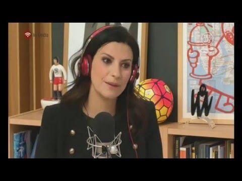 Deejay Chiama Italia - DJCI - Intervista a Laura Pausini 19/01/2016