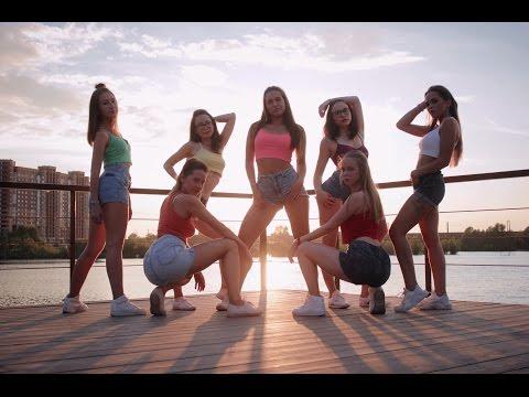 Dancehall choreography by Boreyko Irina // Vybz Kartel - Colouring this life