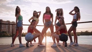 Dancehall choreography by Boreyko Irina // Vybz Kartel - Colouring this life