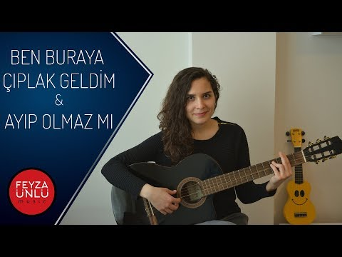 Ayıp Olmaz Mı & Ben Buraya Çıplak Geldim Cover (Feyza Ünlü)