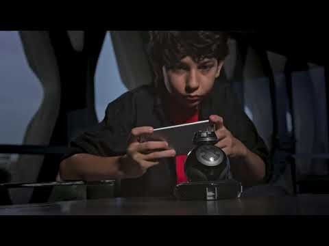Star Wars - R2-D2 Sphero App-Enabled Droid - Video