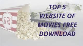 Top 5 new Bollywood Hollywood free movies download 😊 easily