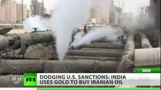 India is benefiting on Iran
