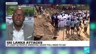 Muhammad Fraser-Rahim on the Sri Lanka Terror Attacks - France 24