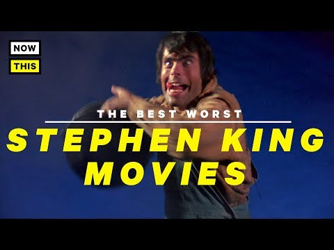 The Best Worst Stephen King Movies | NowThis Nerd