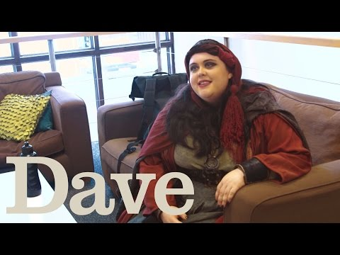 Zapped   with Sharon Rooney  Dave