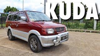 Mitsubishi Kuda   Used Car Review