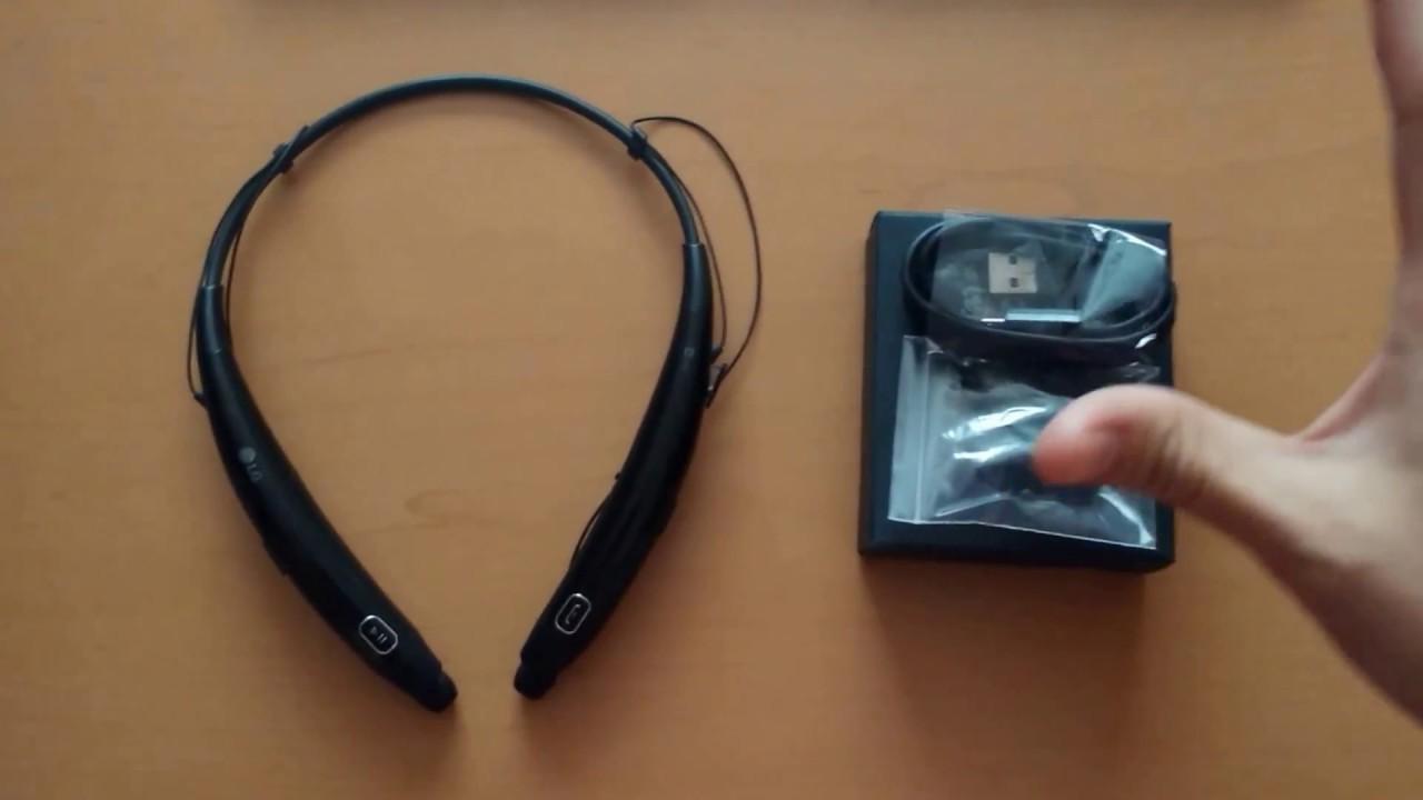 b88e1c1eb6e Review de LG Tone Pro HBS 770 en español - YouTube
