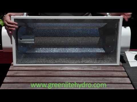 GreenLite Ventray Reflective Hood