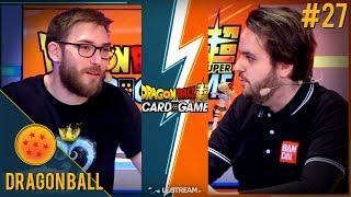 Duel de decks thématique avec les nouvelles cartes ! - Club Dragon Ball #27
