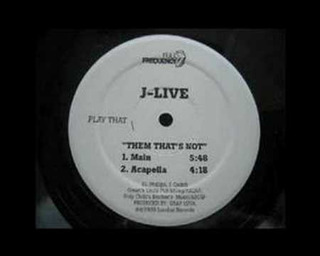 JLive - Them That's Not