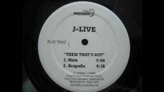 JLive - Them That