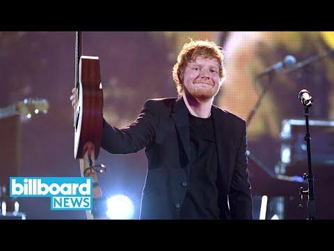 BBMA Chart Achievement Award Nominee: Ed Sheeran   Billboard News