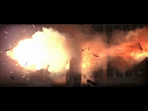 Die Hard: Explosion with c4  at the Nakatomi 1080p HD