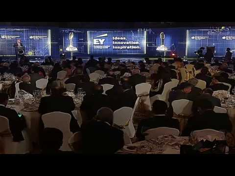 Relive the moments - the EY Entrepreneur of the Year India 2016 Awards