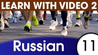 Learn Russian with Video - Learning Through Opposites 1