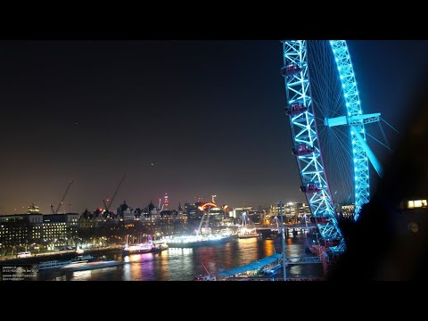 Livestream London Eye View  At London Marriott Hotel County Hall