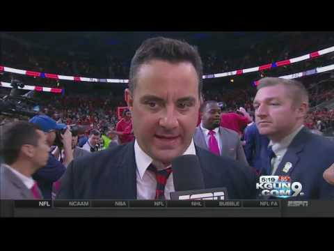 Arizona basketball wins Pac-12 title