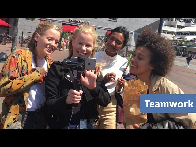 Smartphone video training - Young Professionals Rotterdam