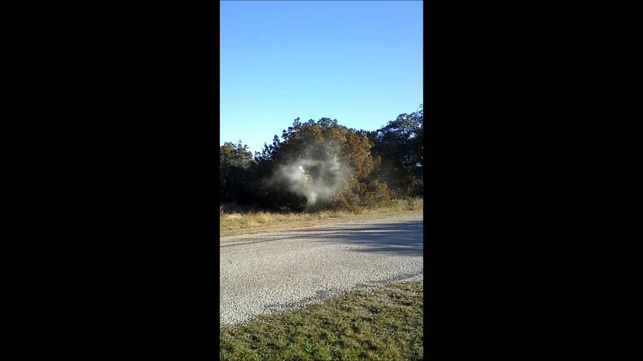 Cedar Trees Pollen Explosion Texas Youtube