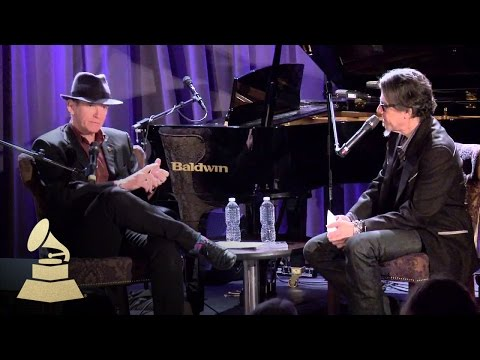 Benmont Tench: Working With Glyn Johns | GRAMMYs