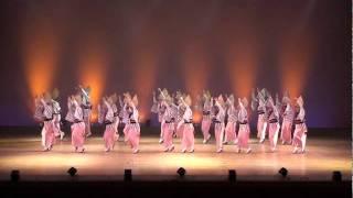 殿様連@徳島市立文化センター ~2011.8.12  選抜阿波踊り大会1日目~