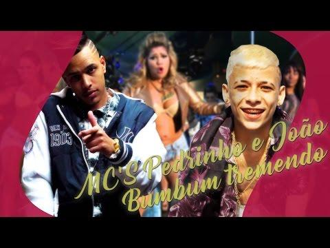 MC Pedrinho e MC João - Bumbum tremendo (Lançamento 2017) + Letra
