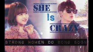Video She is crazy but she is mine || Strong women do bong soon MV download MP3, 3GP, MP4, WEBM, AVI, FLV Oktober 2018