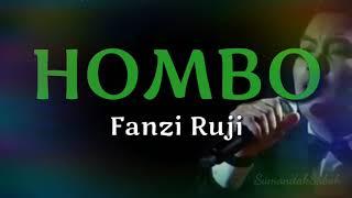 HOMBO - Fanzi Ruji Lyric