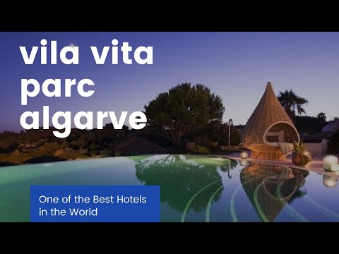 VILA VITA PARC - The Best Resort HOTEL In PORTUGAL!!! - Part I #8