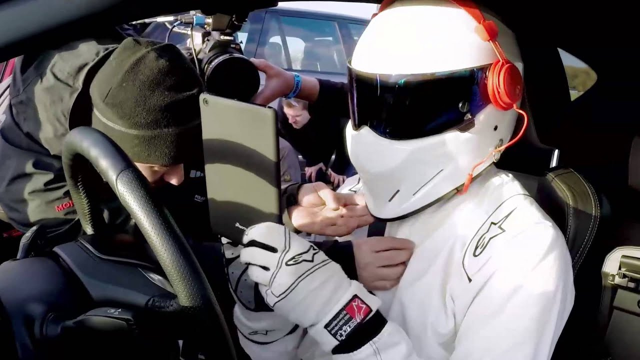 the stig 39 s teenage cousin race the stig top gear youtube. Black Bedroom Furniture Sets. Home Design Ideas