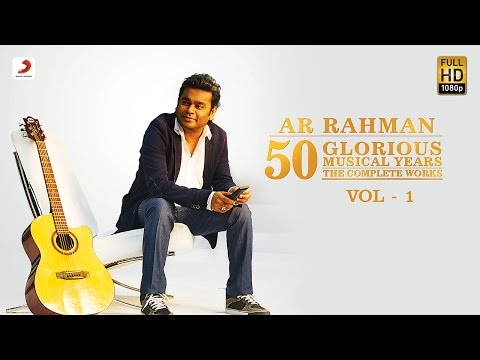 Hits of A.R. Rahman | 50 Glorious Musical Years Audio Jukebox | VOL 1