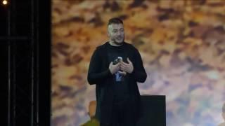 Руслан Татунашвили (Создатель CallBackHunter) на конференции amoCRM