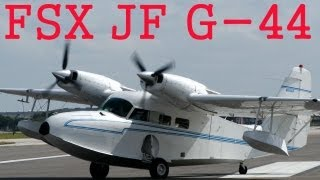 Just Flight - G-44 Widgeon Model - FSX HD