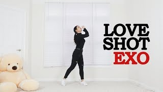 "EXO 엑소 ""Love Shot"" Lisa Rhee Dance Cover"