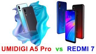 UMIDIGI A5 Pro – убийца Xiaomi Redmi 7 за $99 – Сравнение бюджетных смартфонов – Интересные гаджеты