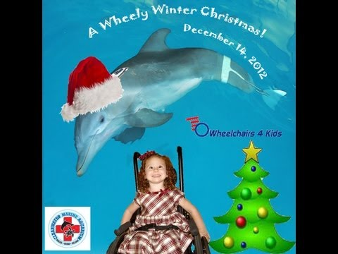 Wheelchairs 4 Kids Wheely Winter Christmas Party