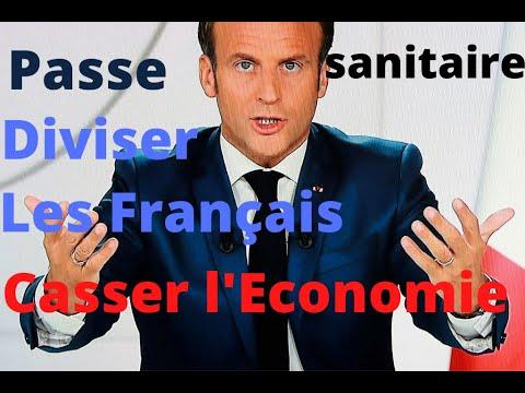 COMMENT DIVISER LES FRANCAIS ET CASSER L'ECONOMIE