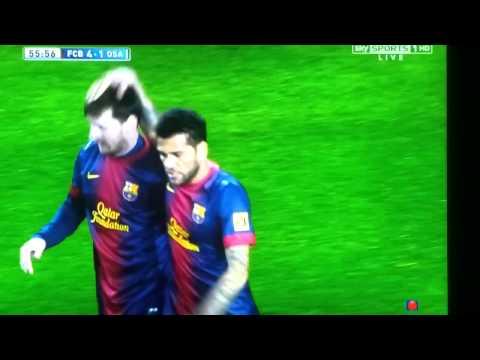 Lionel Messi Hat-Trick Celebrations _ Barcelona vs Osasuna, 27_01_13_youtube_original