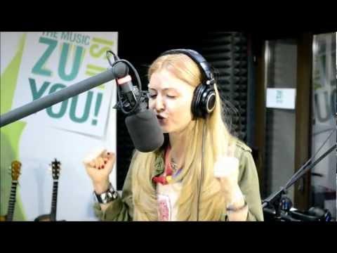 Oana (Activ) - Doar cu tine (Live la Radio ZU - Marea Unire ZU)