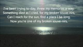My Broken Souvenir (Cover version with lyrics)