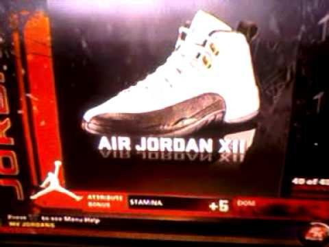 How to unlock all of the jordans on 2k 11