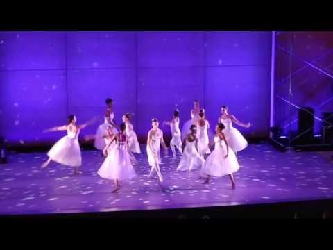 Agnessa . The Nutcracker. Brooklyn Ballet at Brooklyn Museum.