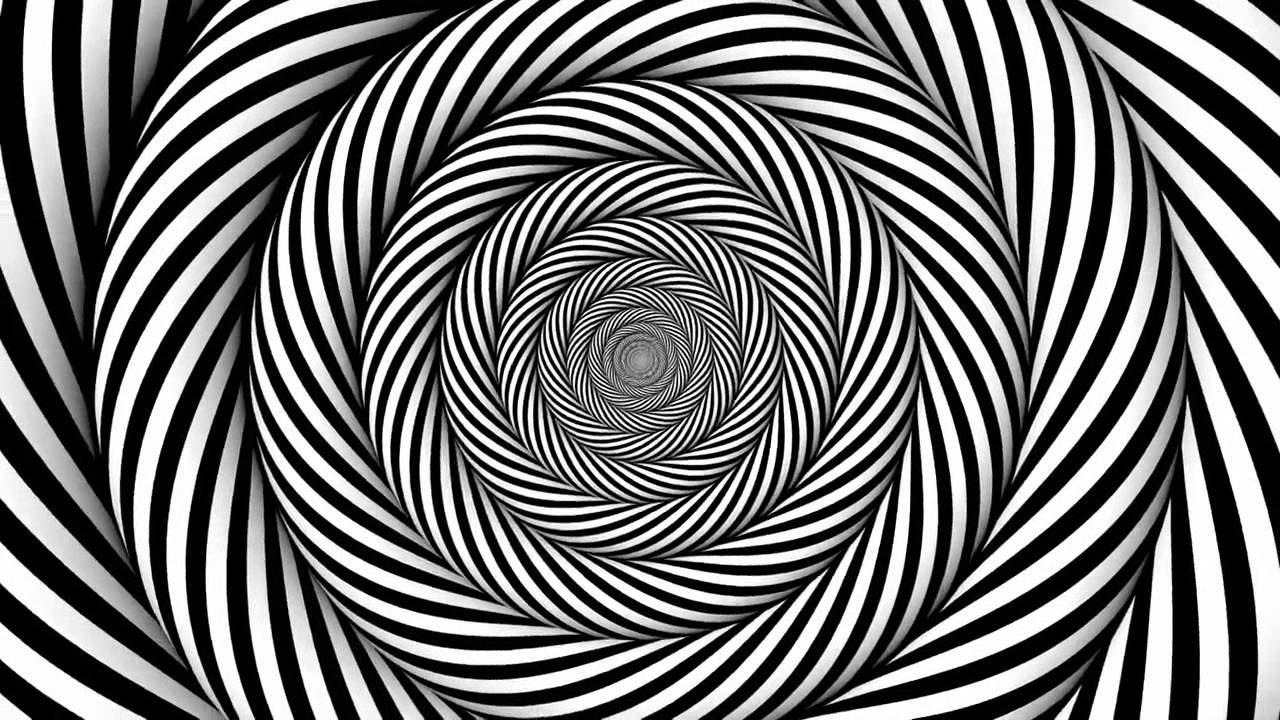 Trippy Optical Illusion Eye Trick Hypnotic 1 YouTube