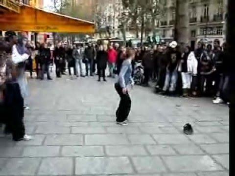 parisian hiphop crew blvd st michel PARIS 16/11/2008