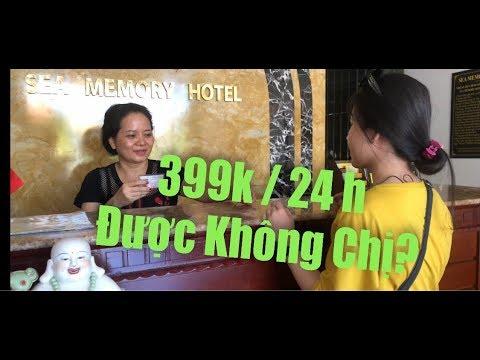 Khách Sạn Vũng Tàu Giá Rẻ Và Đẹp – 2 Sao || 399k 1 Ngày 1 Đêm || Sea Memory Vũng Tàu