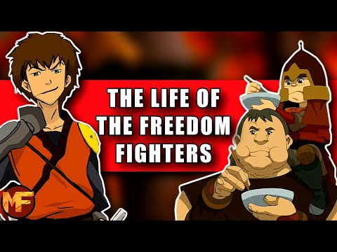 The Life Of The Freedom Fighters: Entire Timeline Explained (Avatar The Last Airbender)