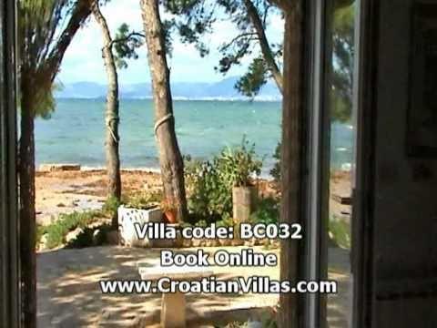Rent House Croatia Beach