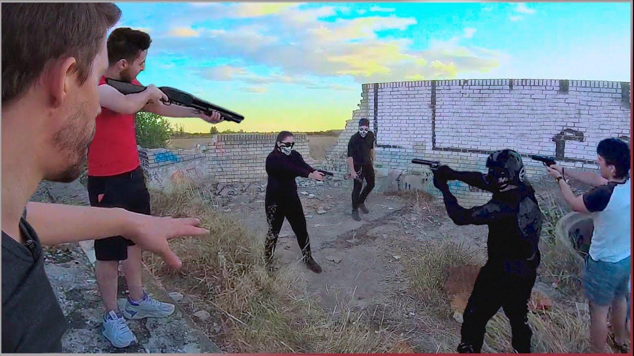 EL DÍA DEL RESCATE - SURVIVAL ZOMBIE TV | PEDRO SALAMANCA