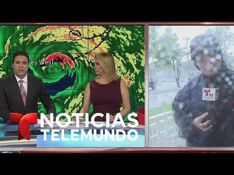EN VIVO: Edición especial de Telemundo sobre llegada de Irma | Noticias | Noticias Telemundo